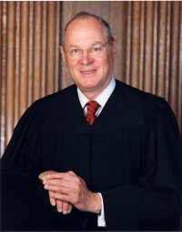 Anthony Kennedy, Associate Justice of the United States Supreme Court since 1988.